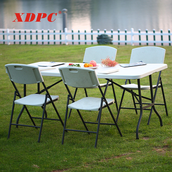 Used Folding Plastic Picnic Table And Chairs For Sale Buy Picnic