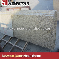 Newstar rusty yellow granite