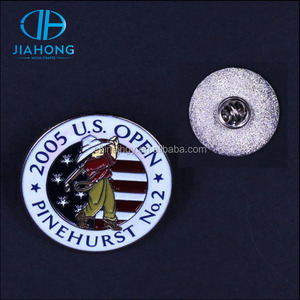 Specialized Metal Material and souvenir children s health fund lapel pin