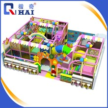 South Korea engineering plastic(LLDPE)and stainless steel,firm,durable indoor playground