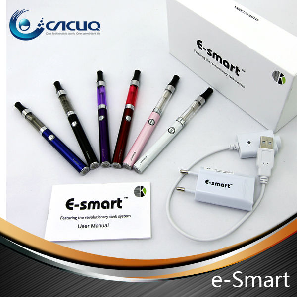 Hot sale kanger e-smart ego twist long and thin e cigarette