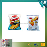 China supplier snack vacuum packing plastic bag
