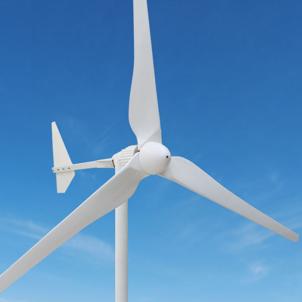 wind electric generator 2kw wind turbine for home