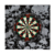 Sisal Bristle Custom Logo Dartboard, Bristle Dart Board, Blade/Round/Triangle Wire Sisal Bristle Dartboard