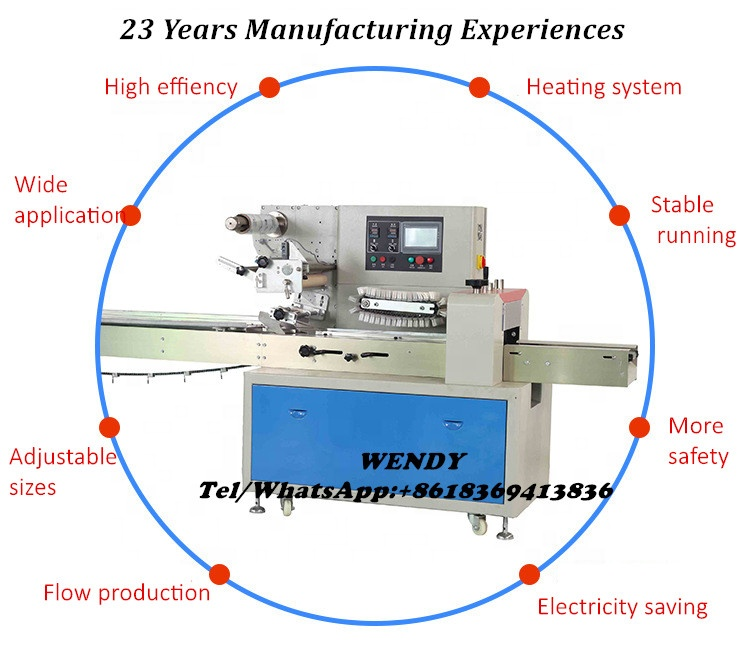 Factory direct sales full automatic  power  vacuum  packing machine