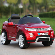 New 12v Battery Kids Electric Car R/C Toy With Two Seats,Children ride on car kids car
