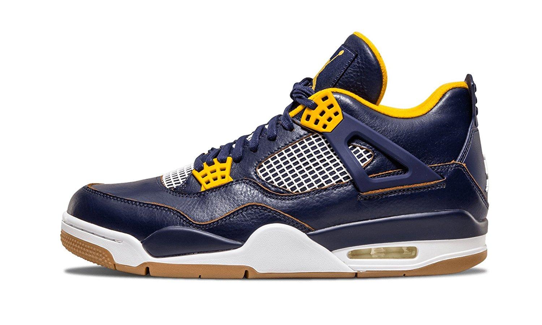 167933fcb49585 Get Quotations · Nike Jordan Men s Air Jordan 4 Retro Basketball Shoe