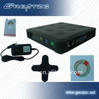 New Ncomputing Small and Exquisite Mini PC Station With 16 Bit Supporting 30 Users