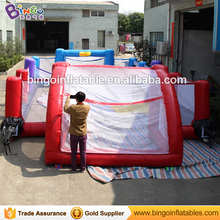 Multi - Function 3 in 1 Folding Playground for Football Badminton