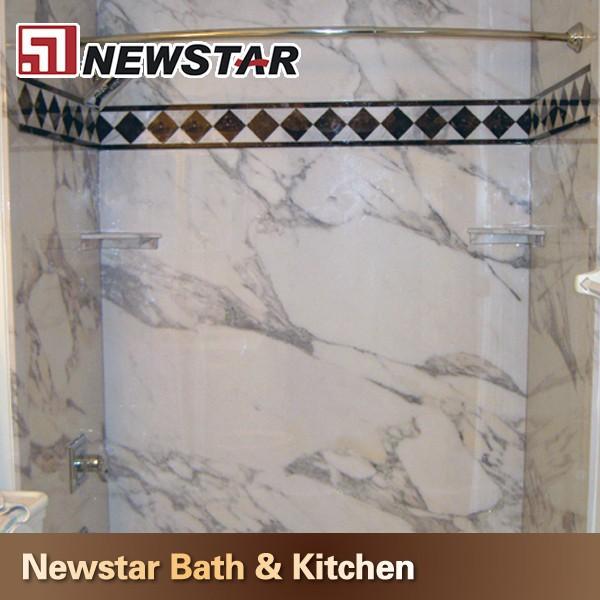 dekorativen granit dusche wandpaneel bild alu verbundplatten produkt id 60089028068 german. Black Bedroom Furniture Sets. Home Design Ideas