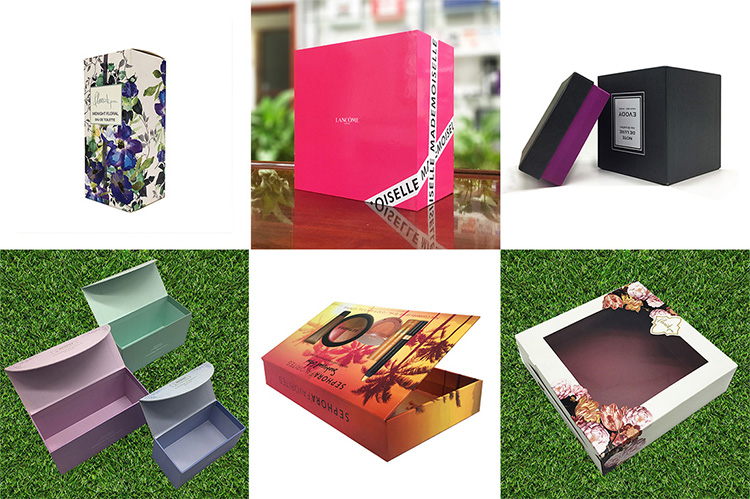 product-Personalized Waterproof Cosmetics Packaging Box Paper Products-Mingyi Printing-img