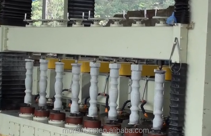 marble banister cutting machine