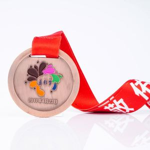 Customized Souvenir Gift Metal Sports Label Pin