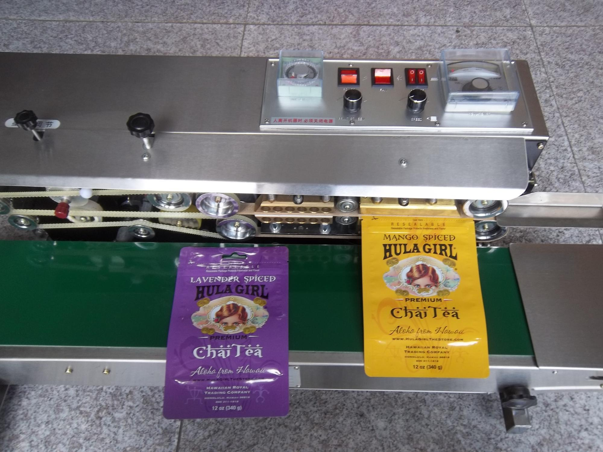 JOYGOAL ce iso bagging and sealing machine for napkin