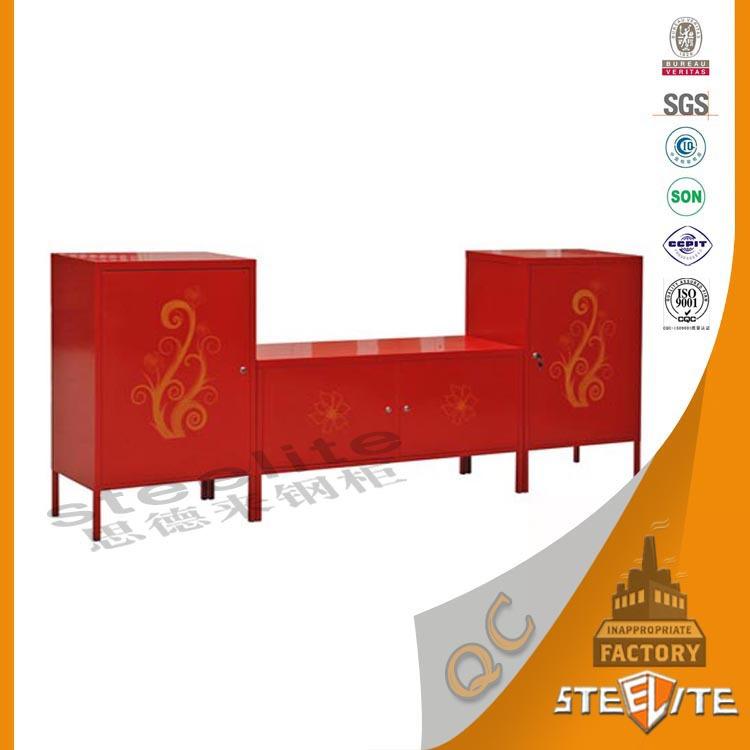 Factory Price Kmart Hot Sale Living Room Furniture Steel Wardrobe