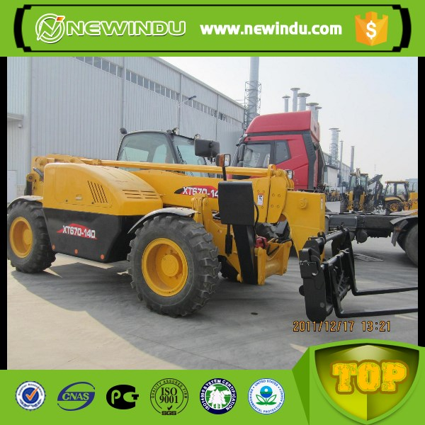 XCM brand 4.5ton Telescopic Handlers forklift