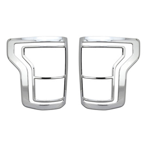 Auto parts chrome tail light covers for Ford F150's