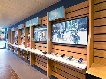 Nice! Professional retail mobile phone shop interior design, View ...