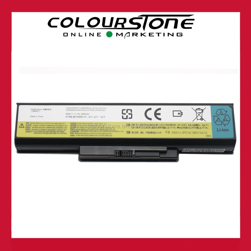 For Lenovo Ideapad Battery Suppliers And Batre Leptop Z470 Manufacturers At