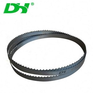 High efficiency tct woodworking band saw blades