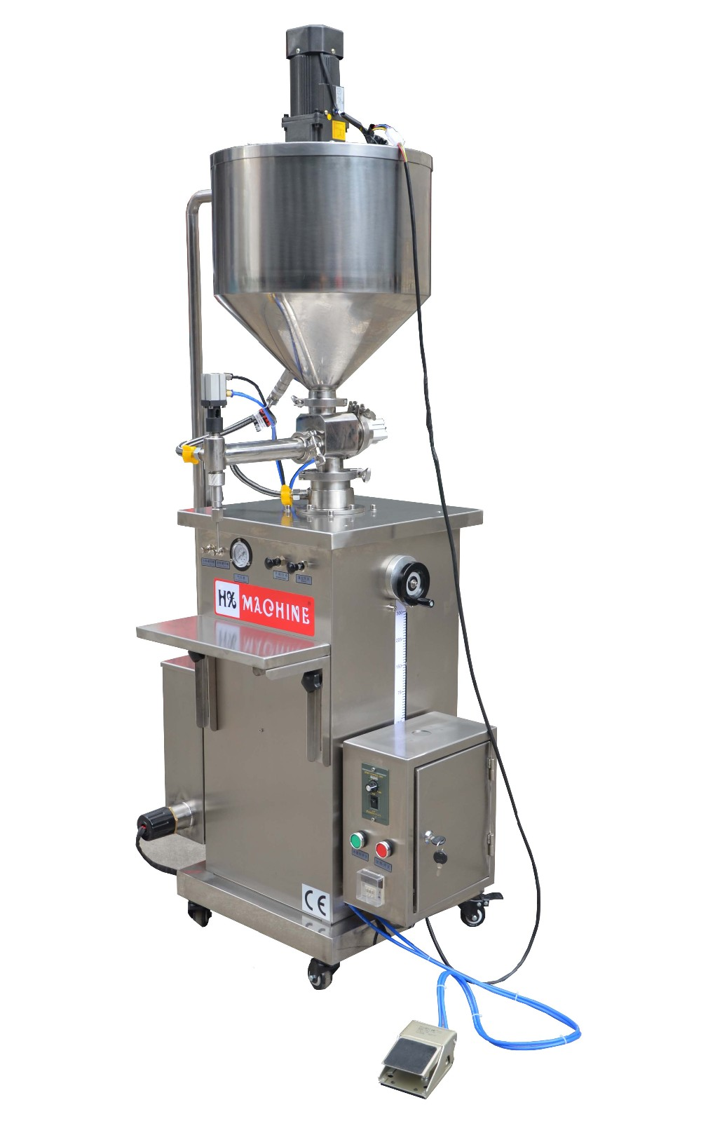 Multipurpose Filling Machine Honey Filling Machine Cream Filling Machine