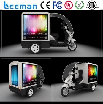 Led Mobile Advertising Trucks For Sale Leeman Led Voiture