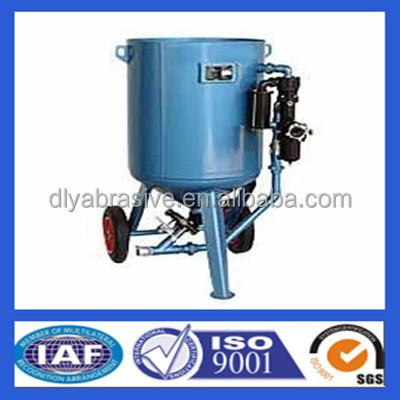 sable dynamitage machine de sablage pot avec des prix bas sableuse id de produit 60388438573. Black Bedroom Furniture Sets. Home Design Ideas