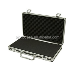 iPad Notebook Kindle Surface Laptop Protective Travel Aluminum Flight Carry Case