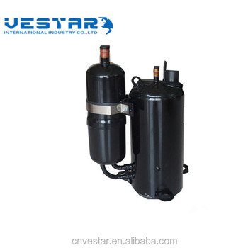 1.5 ton rotary dc inverter air conditioner compressor
