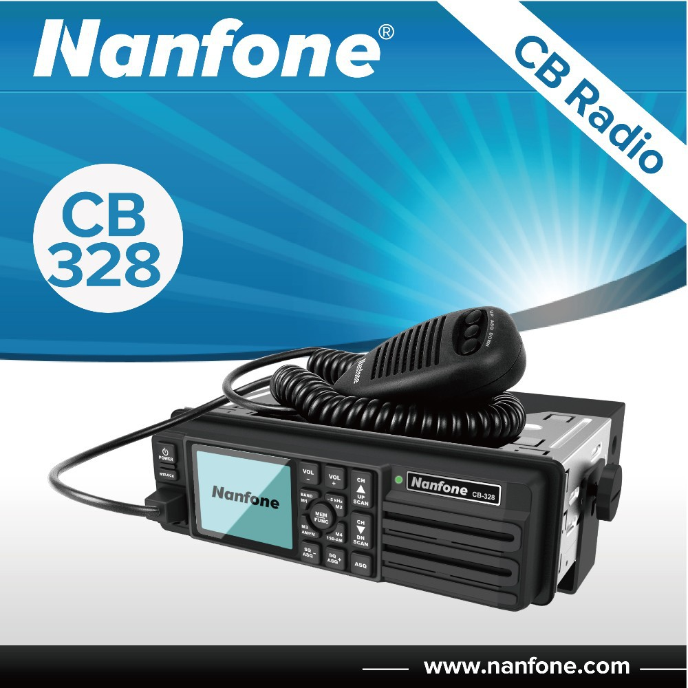 Nanfone CB328 12v/24v car radio 1 DIN SIZE with bluetooth