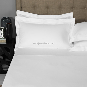 Plain White Hospital Bed Linen Sets White Single Bed Sheets