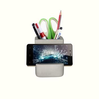Multi Purpose Concrete Desk Accessories Concrete Pen And