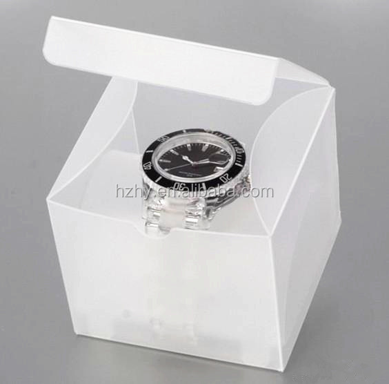 Alibaba china plastic watch gift box for christmas ornaments