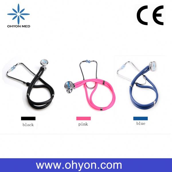 2016 new products Multi-functional Medical custom diaphragm stethoscopes for doctor Wholesale