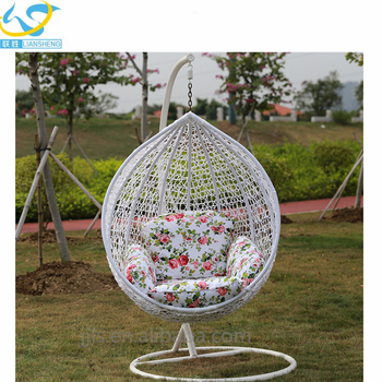 Environment Friendly Basket Swing Chair Bamboo Swing Chair Hammock Swing  Chair Location In Office