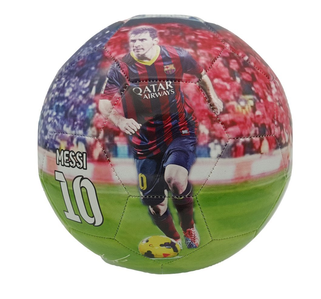 Get Quotations · iSport Gifts Lionel Messi  10 Barcelona Kids Soccer Ball ✓ Size  5 for Kids   4b5d41d2c