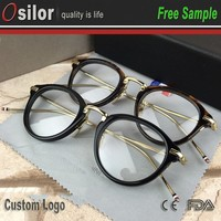 American brand eye glasses fashion eyeglass frame japanese eyewear optical glasses frame