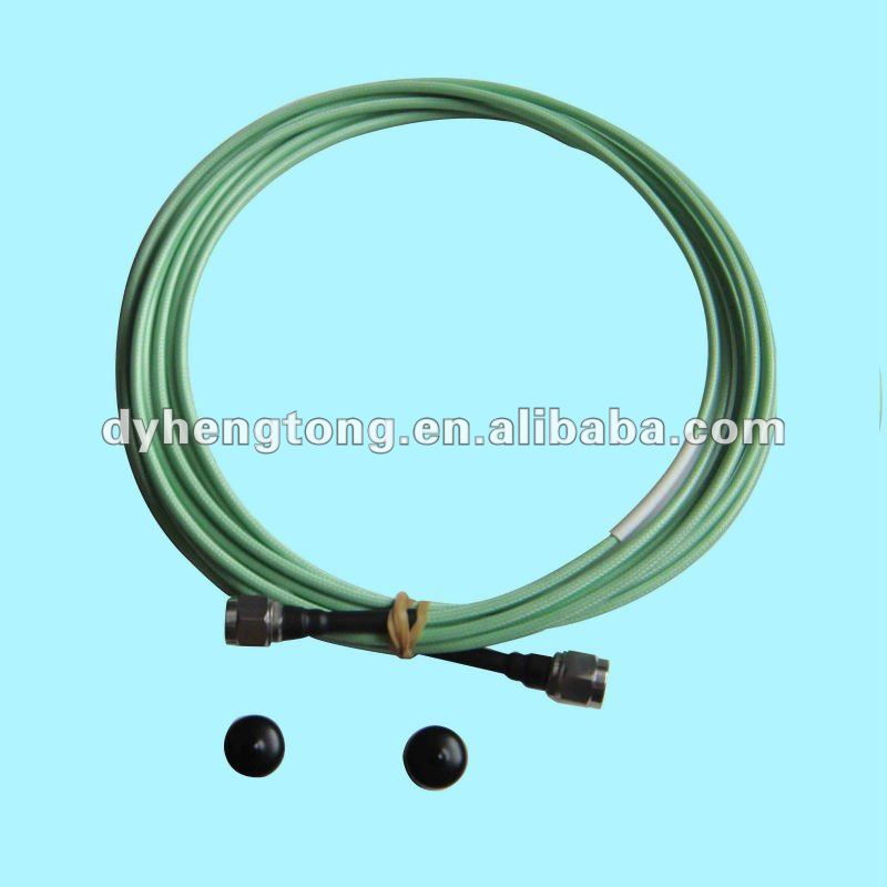 N Male to N Male LL142 50ohm 18Ghz Low Loss Jumper Cable