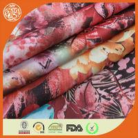 FASHION NEW DIGITAL PRINT SPANDEX NATURAL FABRIC CLOTHING