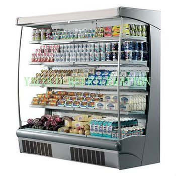 Yacold Convenience Store Display Refrigerator Wall Cases