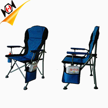 Heated Outdoor Fabric Camping Folding Easy Chair With Logo