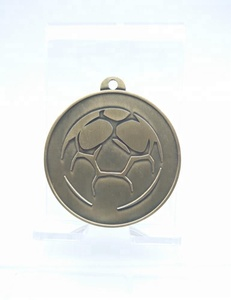 Soccer Sports Metal Medals Wholesale