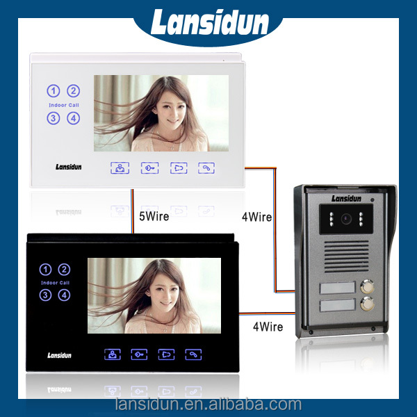 internal intercom video door phone parts