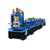 c z u channel section shaped aluminum frame metal cz purlin roll forming machine
