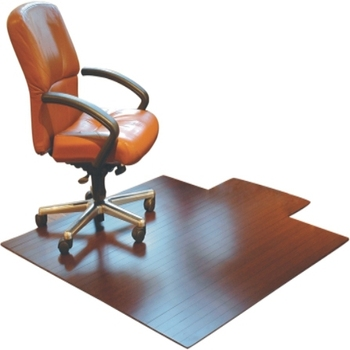 Commercial Small Office Floor Carpet Bamboo Chair Mats
