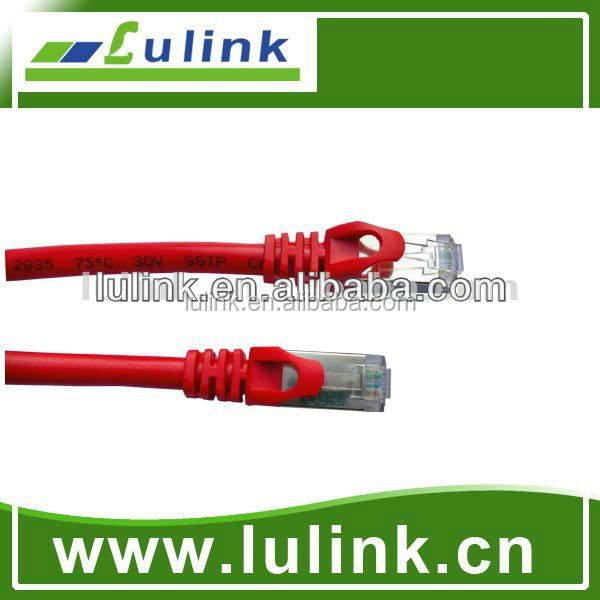 Good Quality Cat5e/cat6/Cat7 UTP/FTP Patch Cord