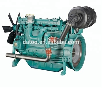 weichai deutz diesel engine water pump with clutch