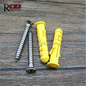 Nylon fixing anchors/ plastic wall plug