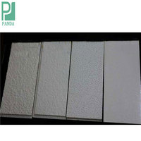 Mineral Fiber Ceiling Tiles /595*595mm,603*603mm,595*1195mm/ low and high density/ moistureproof