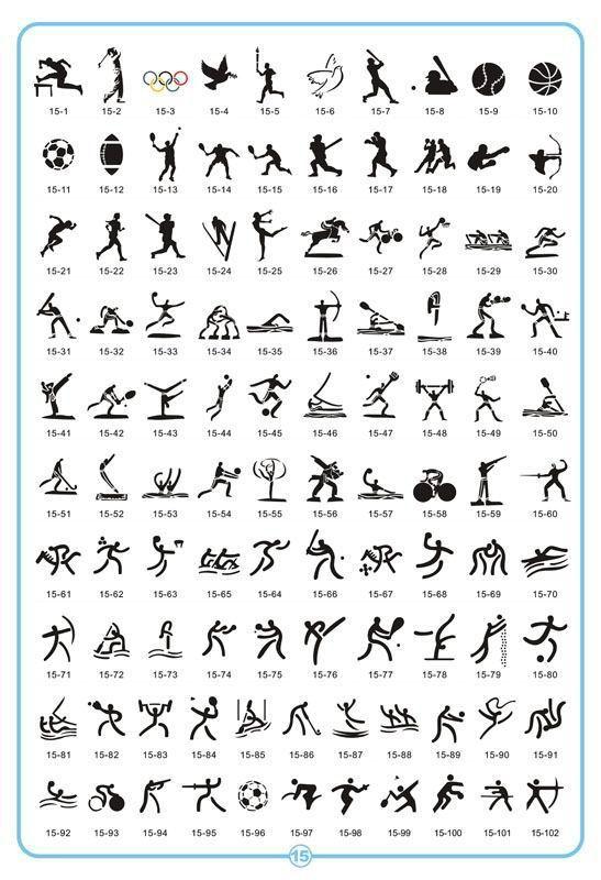 Book 15 Wholesale Airbrush Tattoo Stencils,Airbrush Stencils, High Quality Airbrush Stencils